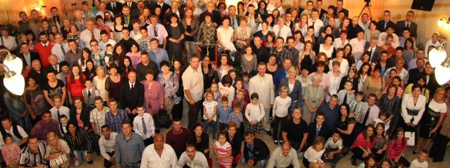 Jubileum - 20 éves a Sálem gyülekezet
